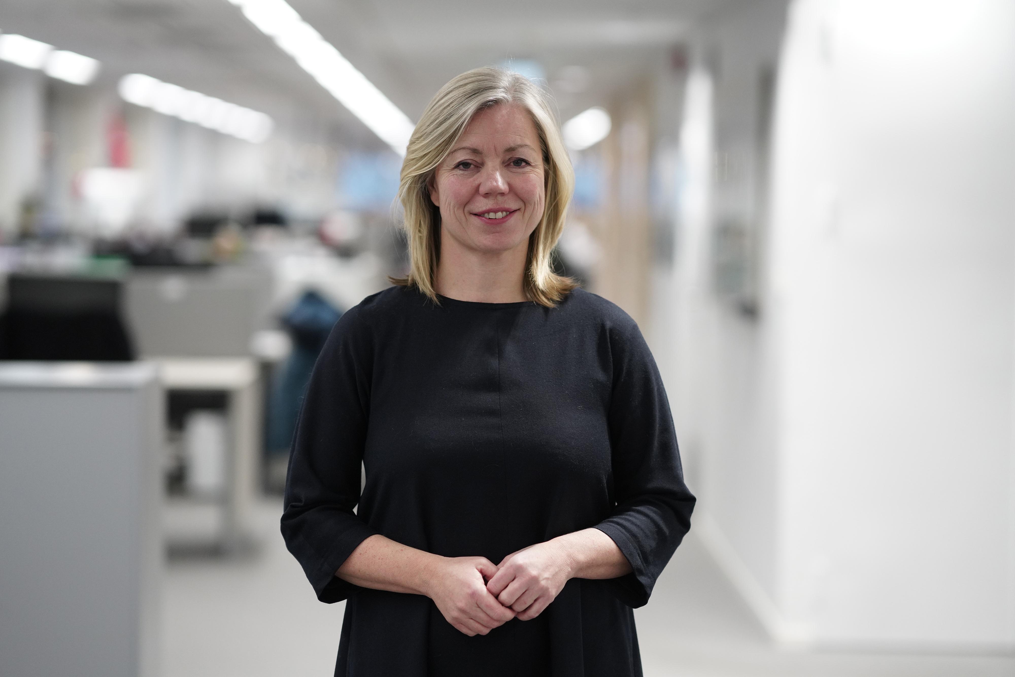 Trine Eilertsen, Aftenposten