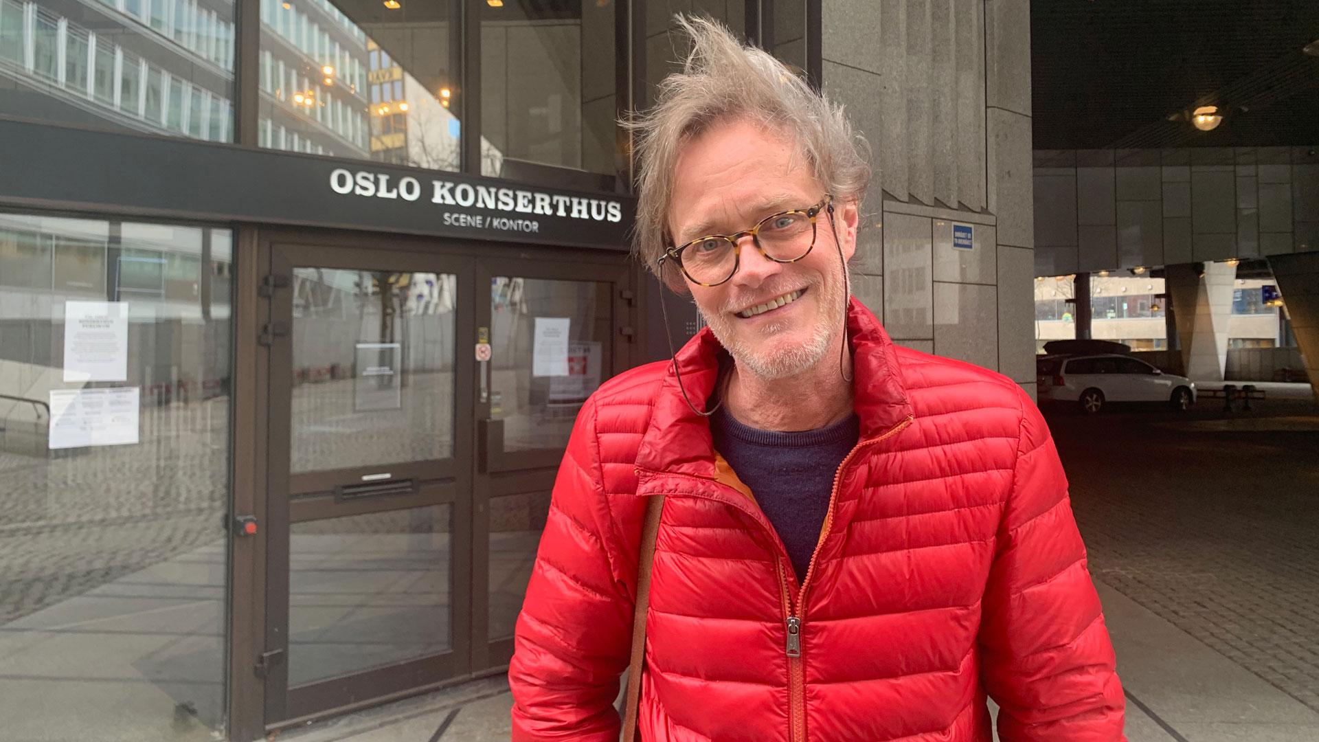 Jørgen Roll, Oslo Konserthus