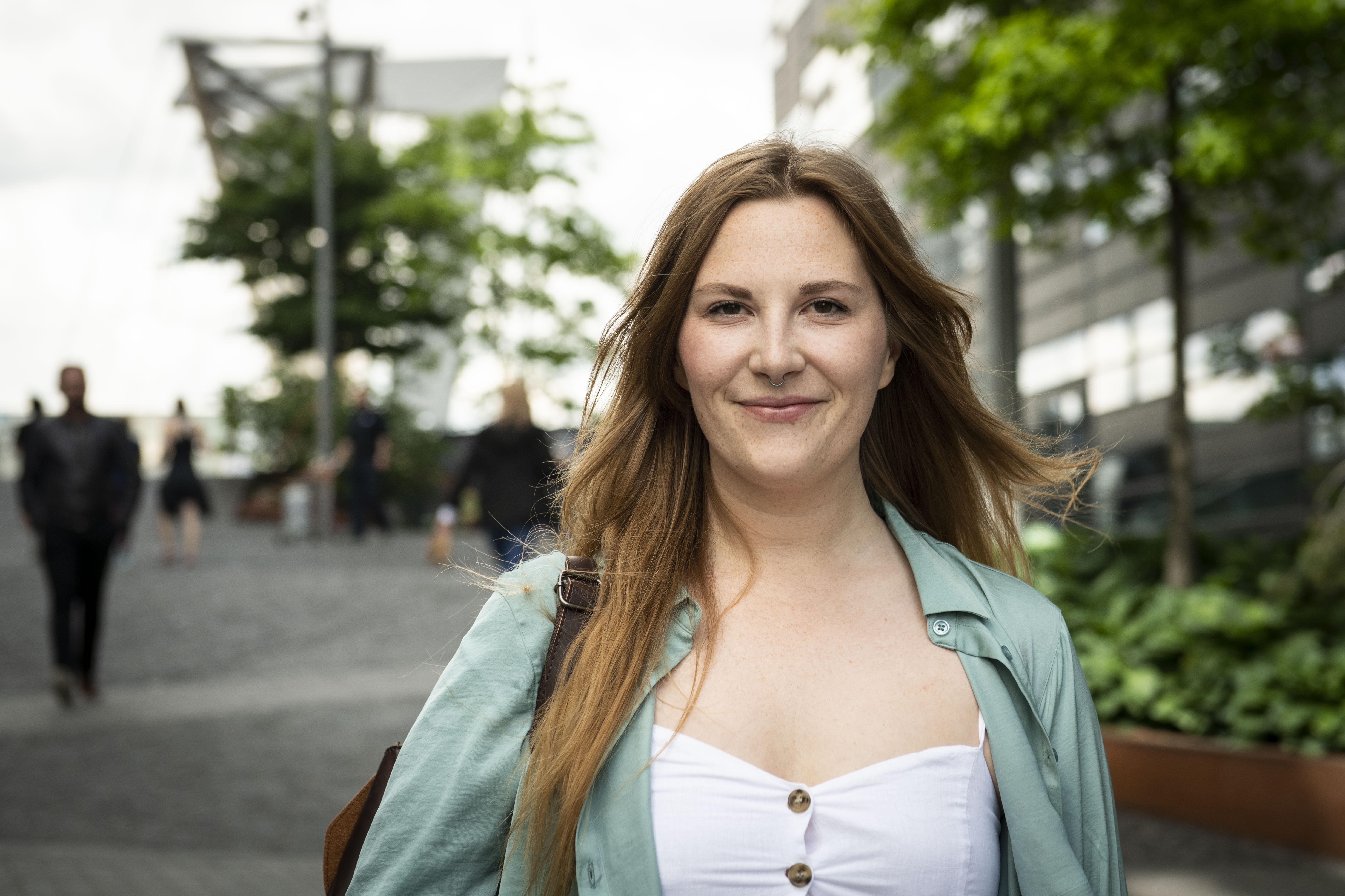 Monica Aasen, Pride