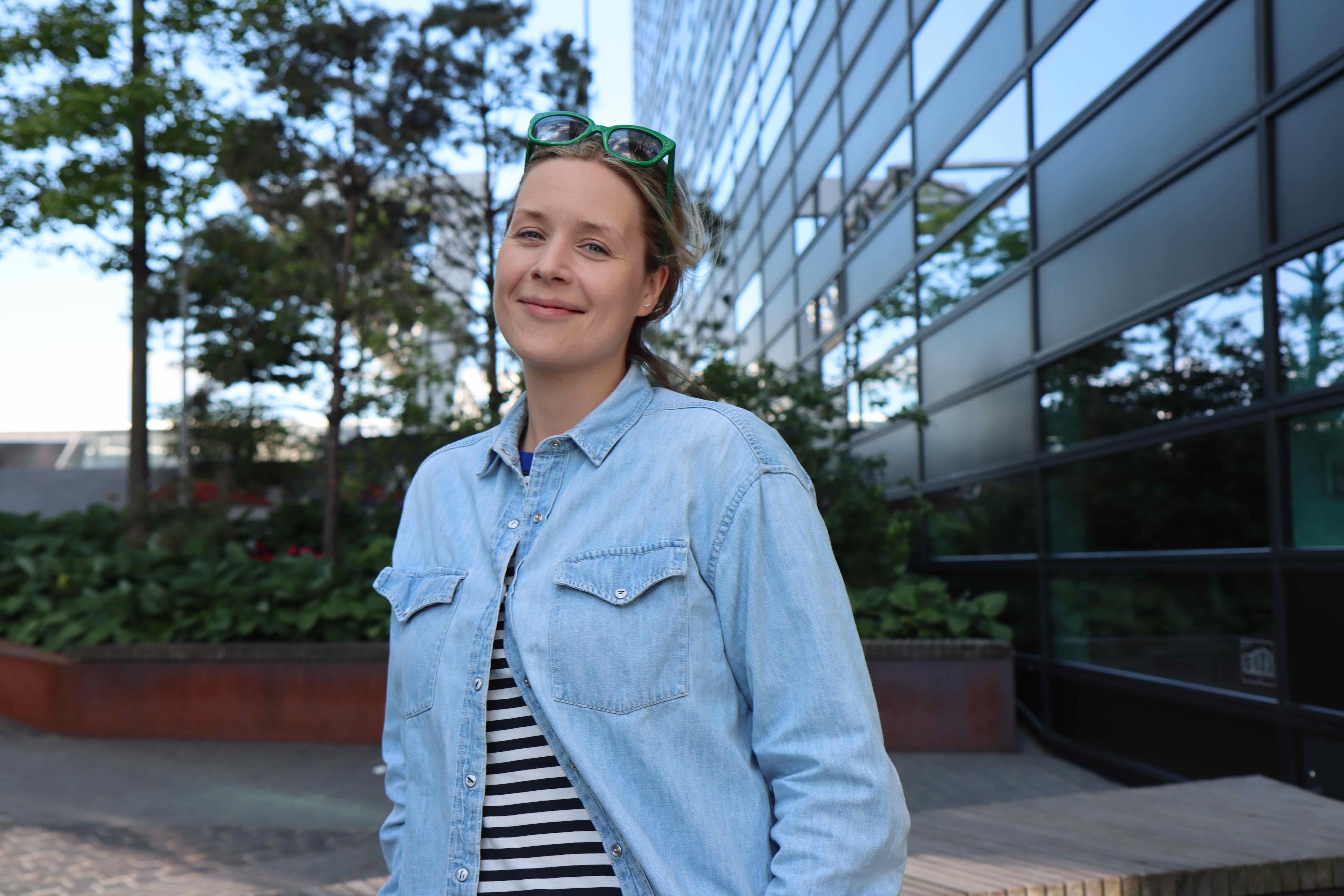 Camilla Bjørn, NRK P3