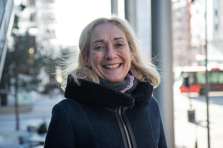 Nina Skarpenes, Politihøgskolen
