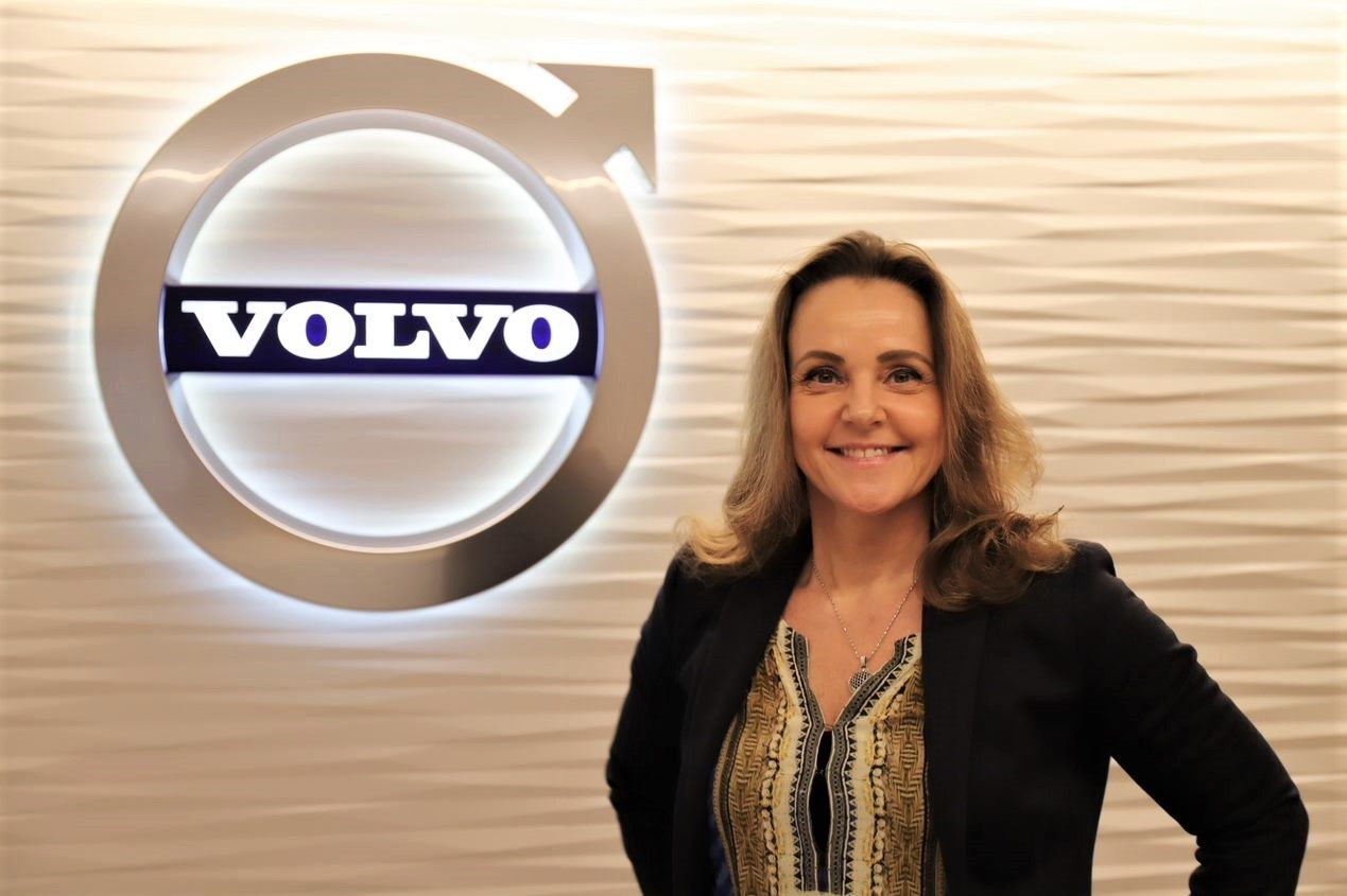 Rita Kristin Broch, Volvo Car Norge