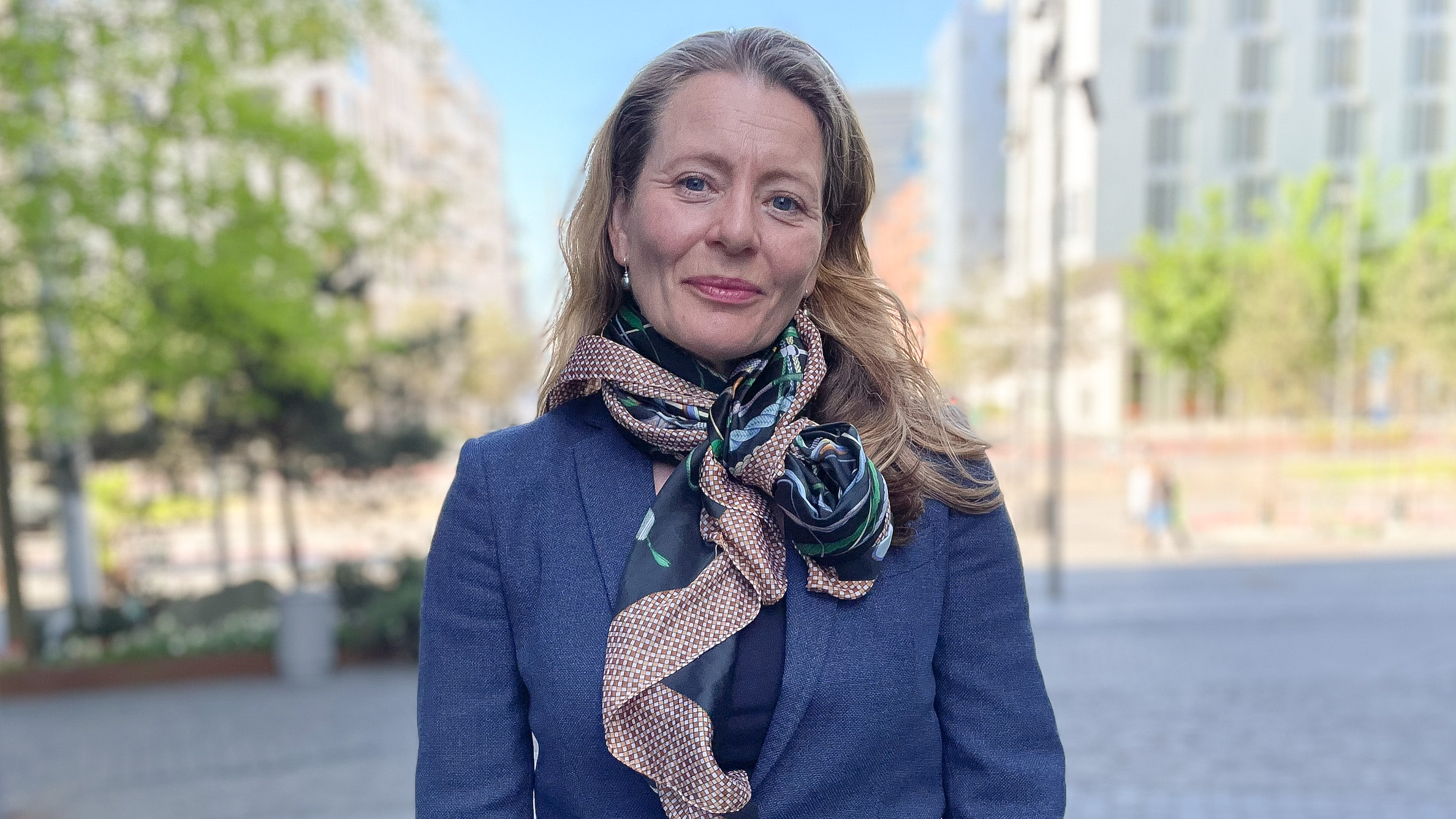 Kathrine Myhre, Patentstyret