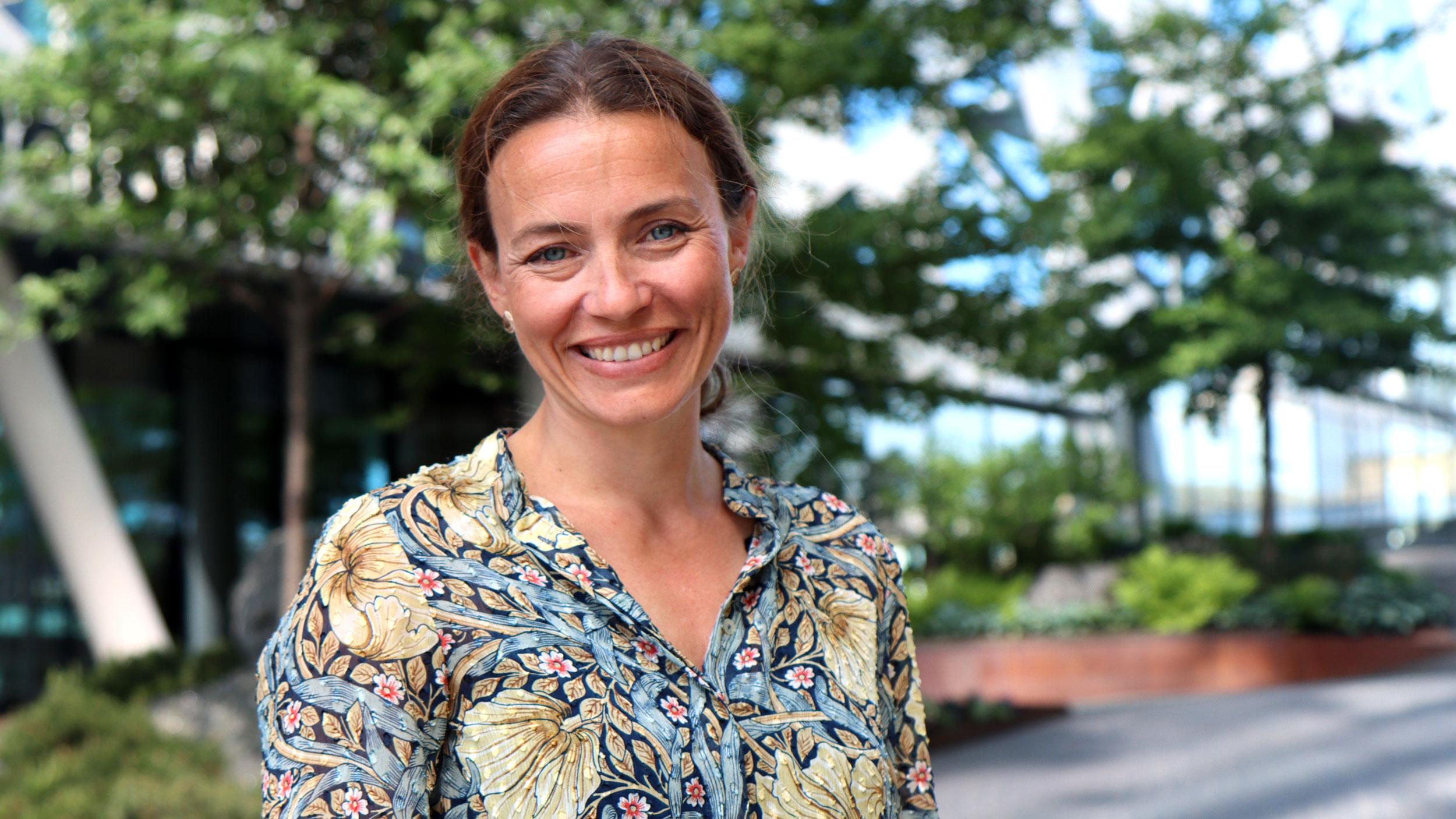 Ingrid Stenstadvold Ross, Kreftforeningen