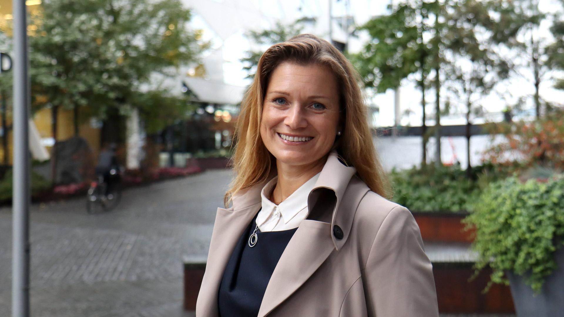 Christine Lundberg Larsen, Regnskap Norge