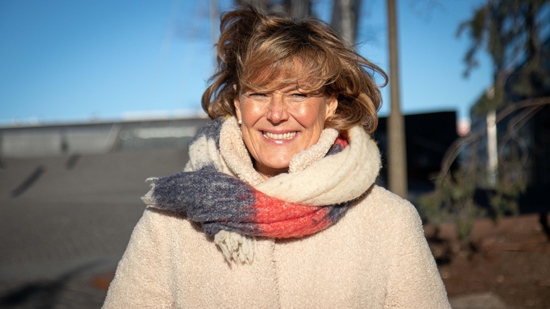 Grete Herlofson, Norske Kvinners Sanitetsforening