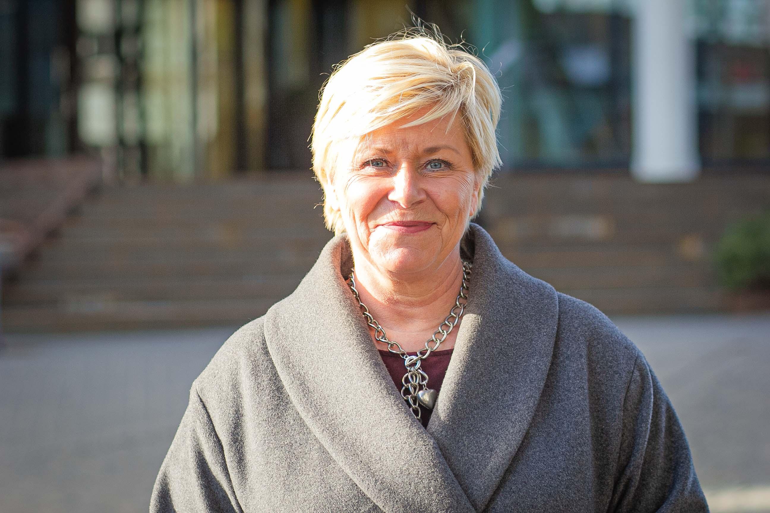 Siv Jensen, Fremskrittspartiet