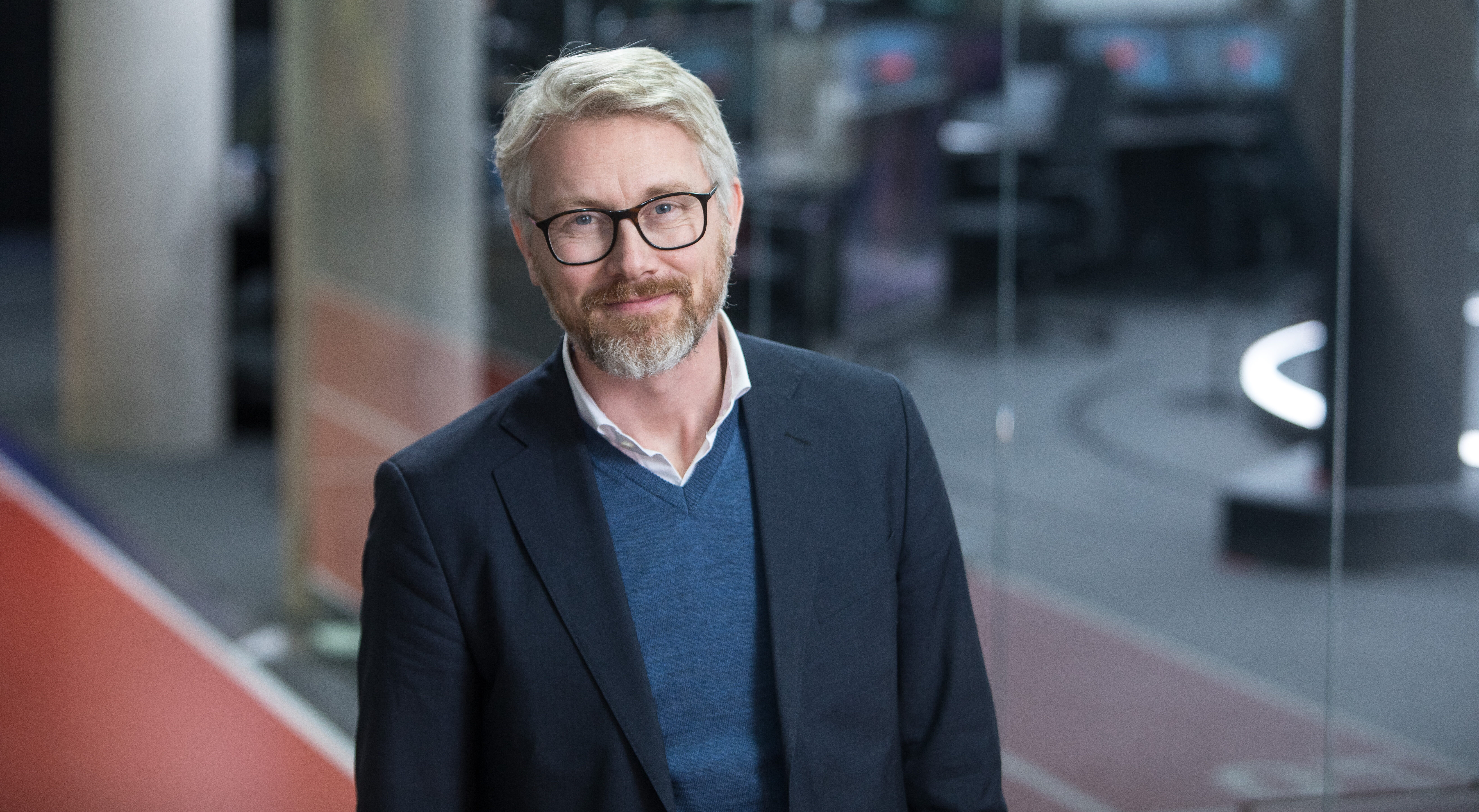Olav T. Sandnes, TV2