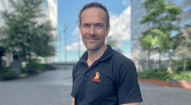 Martin Kjekshus fra Diplom-Is i podkasten Lederliv med Ole Christian Apeland