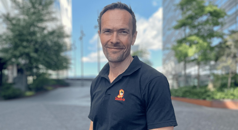 Martin Kjekshus, Diplom-Is