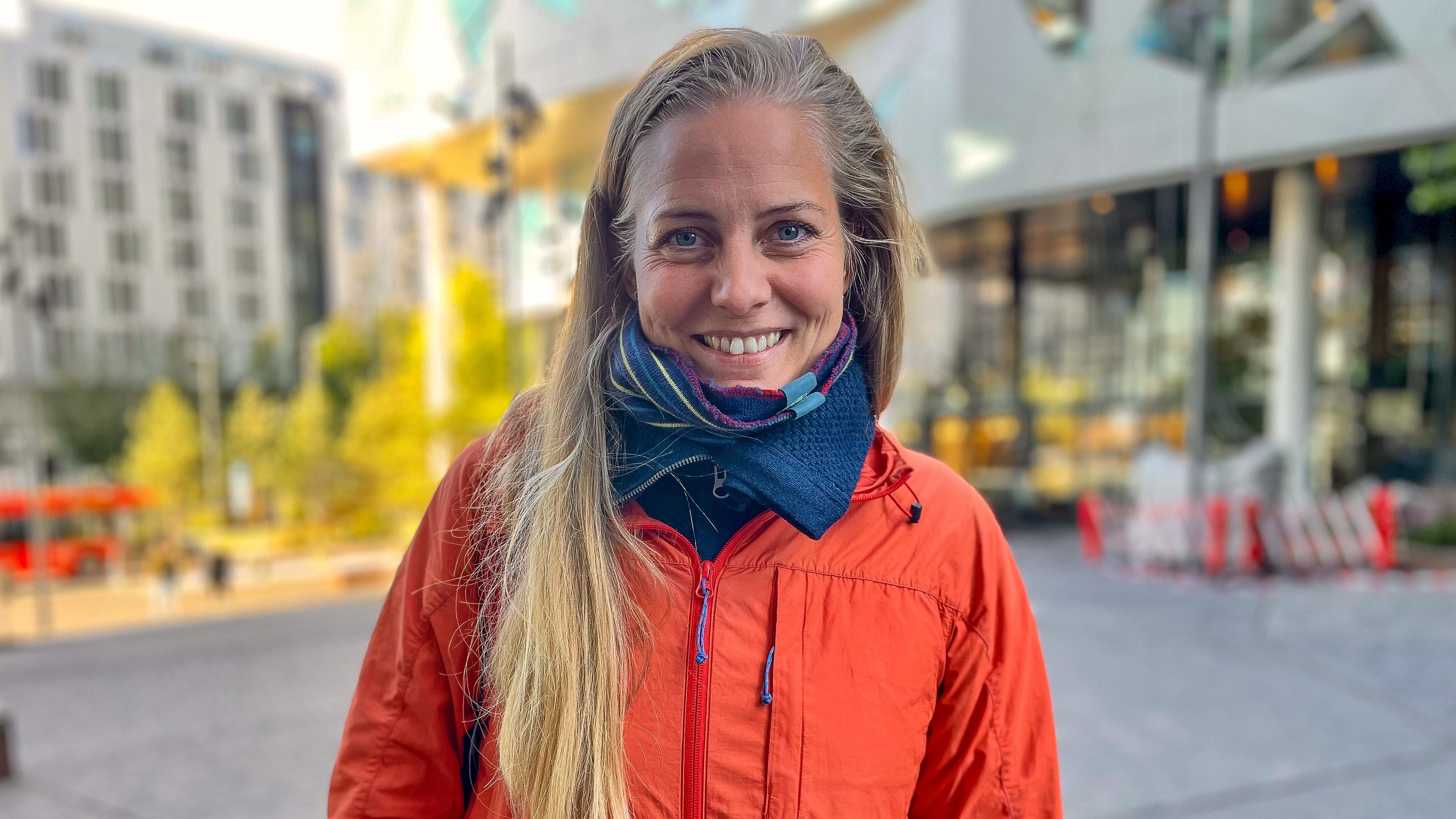 Stine Schultz Heireng, Norges speiderforbund