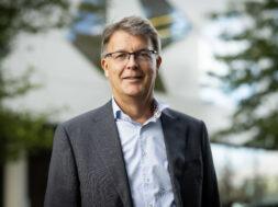 Sjur Gaaseide i Deloitte i Norge i podkasten Lederliv med Ole Christian Apeland.